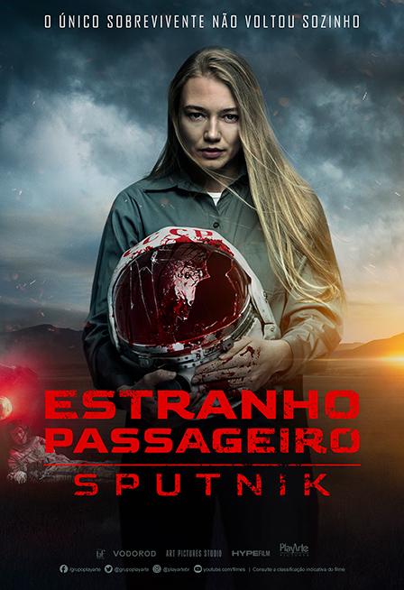 ESTANHO PASSAGEIRO: SPUTNIK