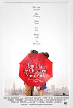 UM DIA DE CHUVA EM NOVA YORK