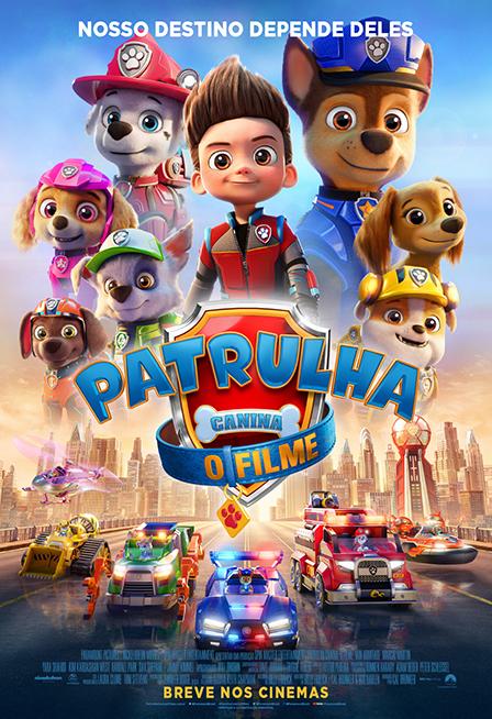 PATRULHA CANINA: O FILME