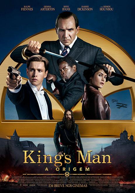 Kings Man: A Origem