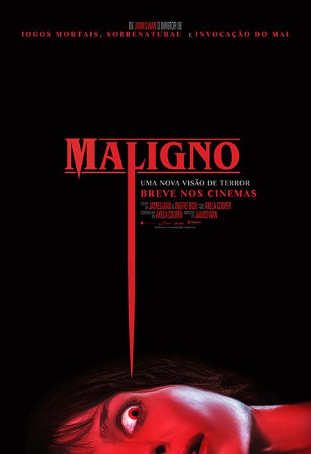 MALIGNO - DE JAMES WAN
